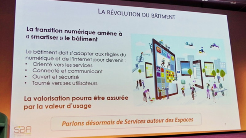 application mobile de services