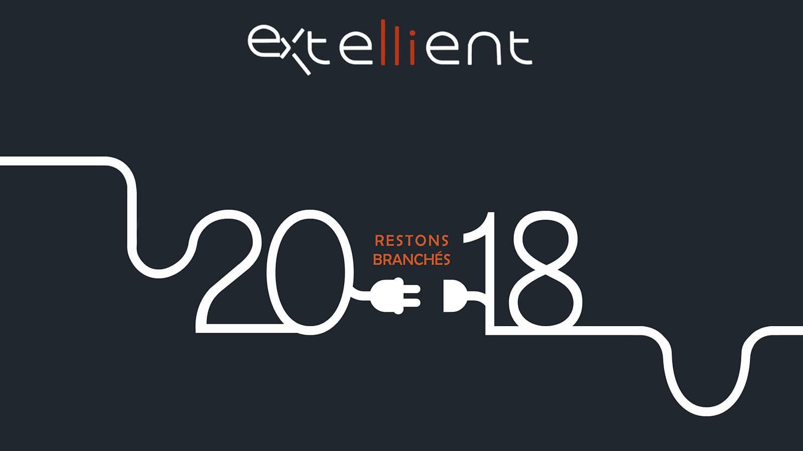 une belle année 2018