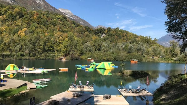 Actualités : Extellient team building wakeboard