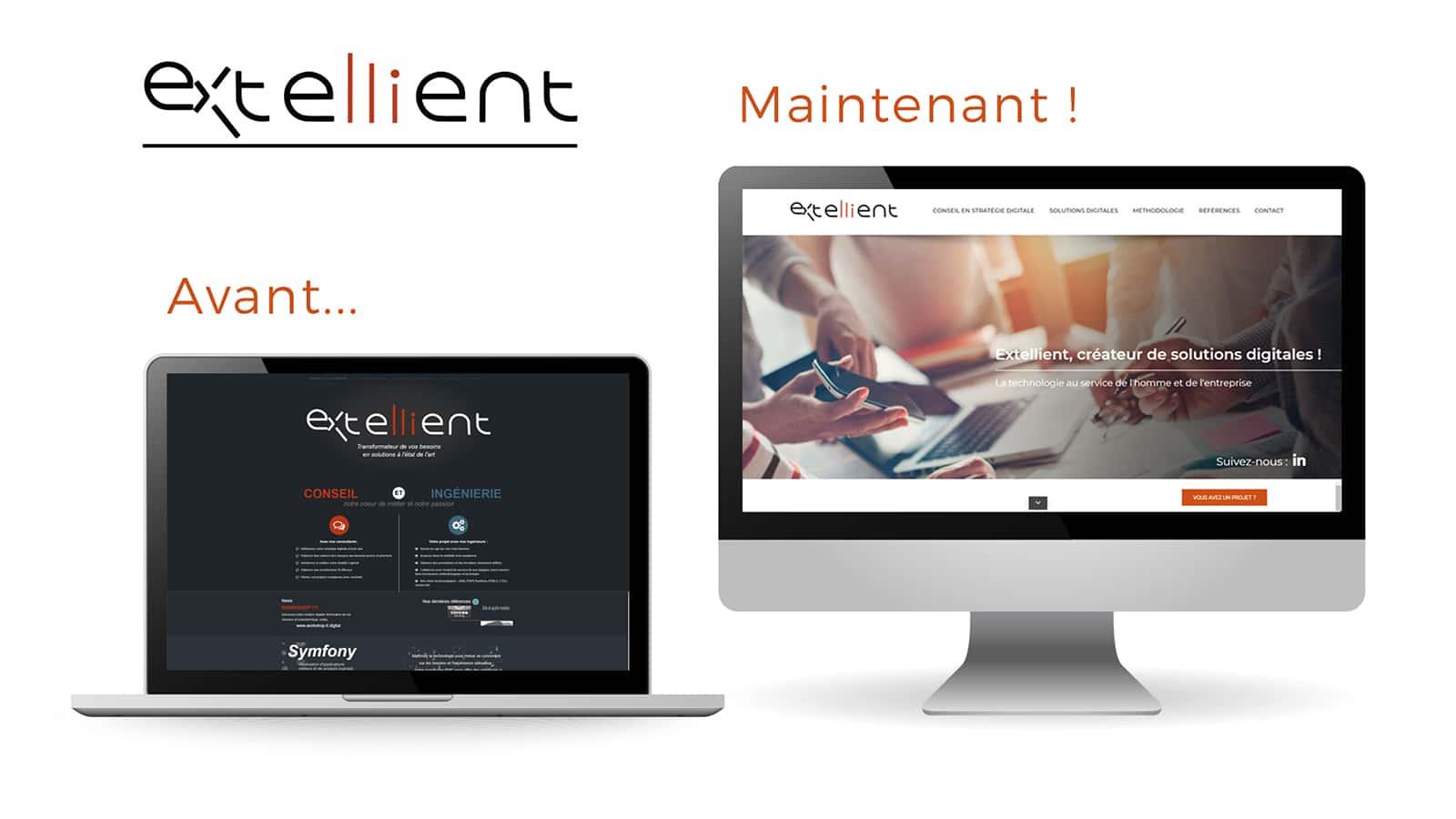 site internet extellient