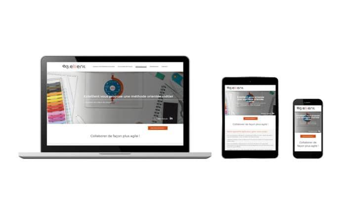 nouveau site Internet Extellient