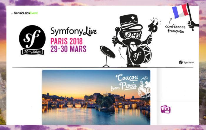 SymfonyLive Paris 2018