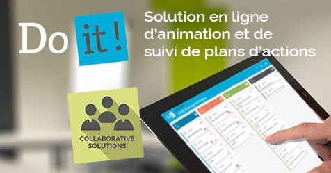 Do it! Solution digitale de suivi de plans d'actions