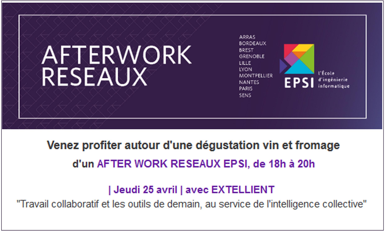 Afterwork Réseaux EPSI