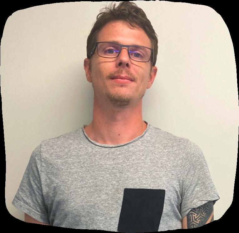 Nicolas, chef de projet web